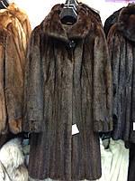 Норковая шуба магазин норковых шуб в Харькове натуральная норка длинная шуба из норки 46 48 размер рассрочка