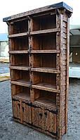 Книжный шкаф под старину