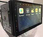 Автомагнітола 2Din 8700T GPS Android 8.1.1 + WiFi + 4 Ядра 1Гб +16 Гб, фото 2