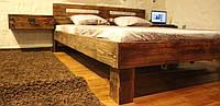 Ліжко односпальне, масив деревини сосна, 80*200