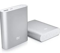 Портативное зарядное Xiaomi Mi Power Bank 10400 mAh Повербанк внешний аккумулятор