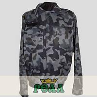 Куртка камуфляжна, військова під замовлення від виробника (китель)
