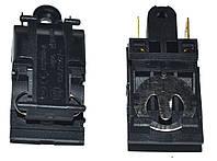 Термостат (выключатель) для чайника Zuanbao KSD588-A 13A/250V (588A,с пружиной под клавишей)