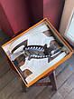 Кроссовки женские Louis Vuitton Sneakers белые-коричневые (Top replic), фото 5