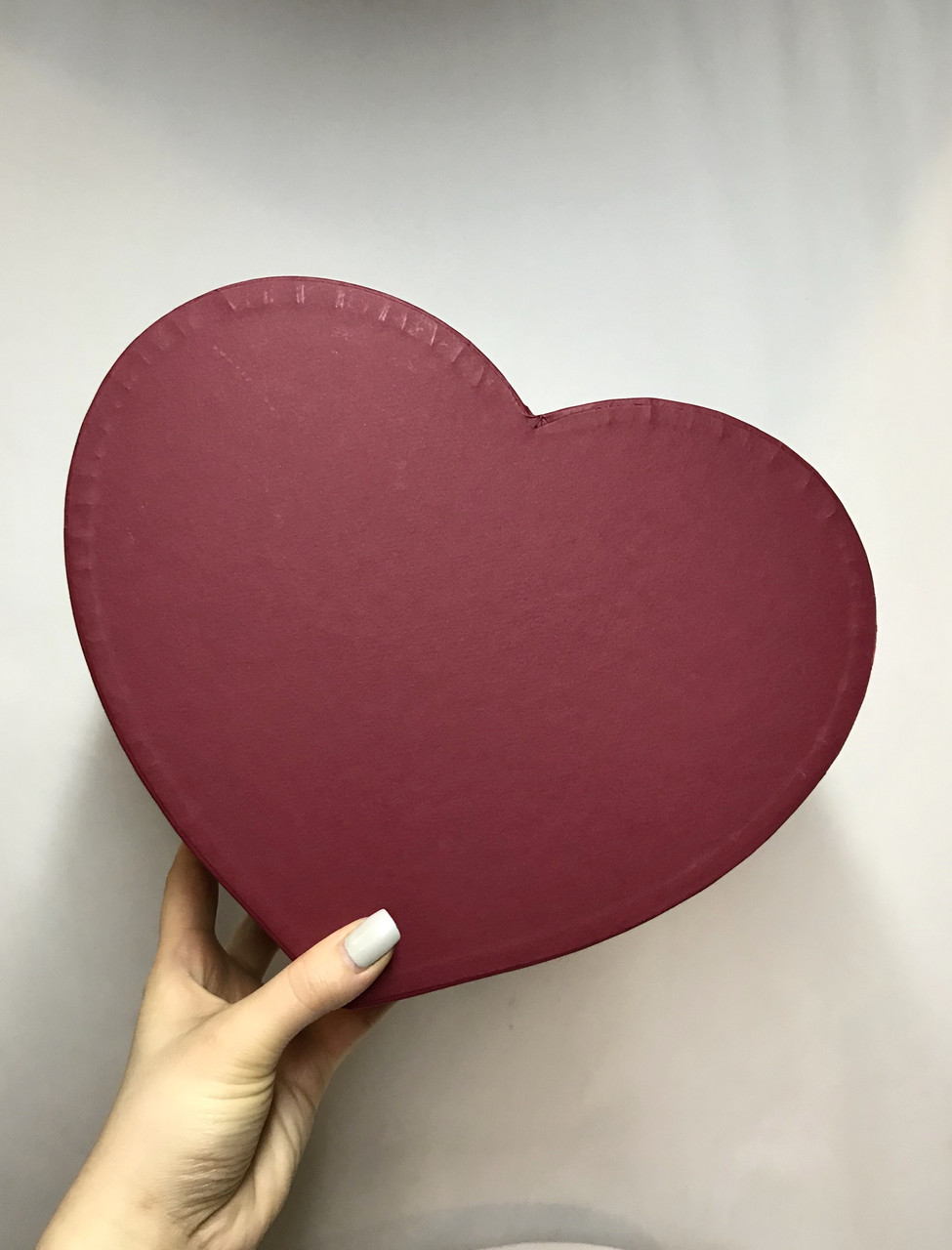 Сердце двойное без крышки