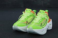 Кроссовки женские Nike Zoom X Vista Grind салатовые (зеленые) (Top replic), фото 2
