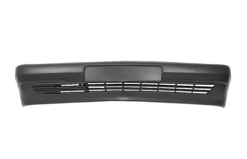 Передний бампер Mercedes 190 '82-93 W201 цельнолитой, с накладкой (FPS) 2018801670