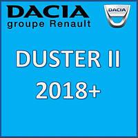 Duster II 2018+