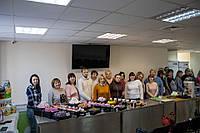 МК Весняна колекції десертів та НОВИНКИ продукції