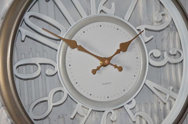 настенный декор - часы на стену