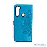 Чехол Art Case с визитницей Xiaomi Redmi Note 8t Blue, фото 4