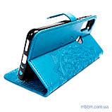 Чехол Art Case с визитницей Xiaomi Redmi Note 8t Blue, фото 6