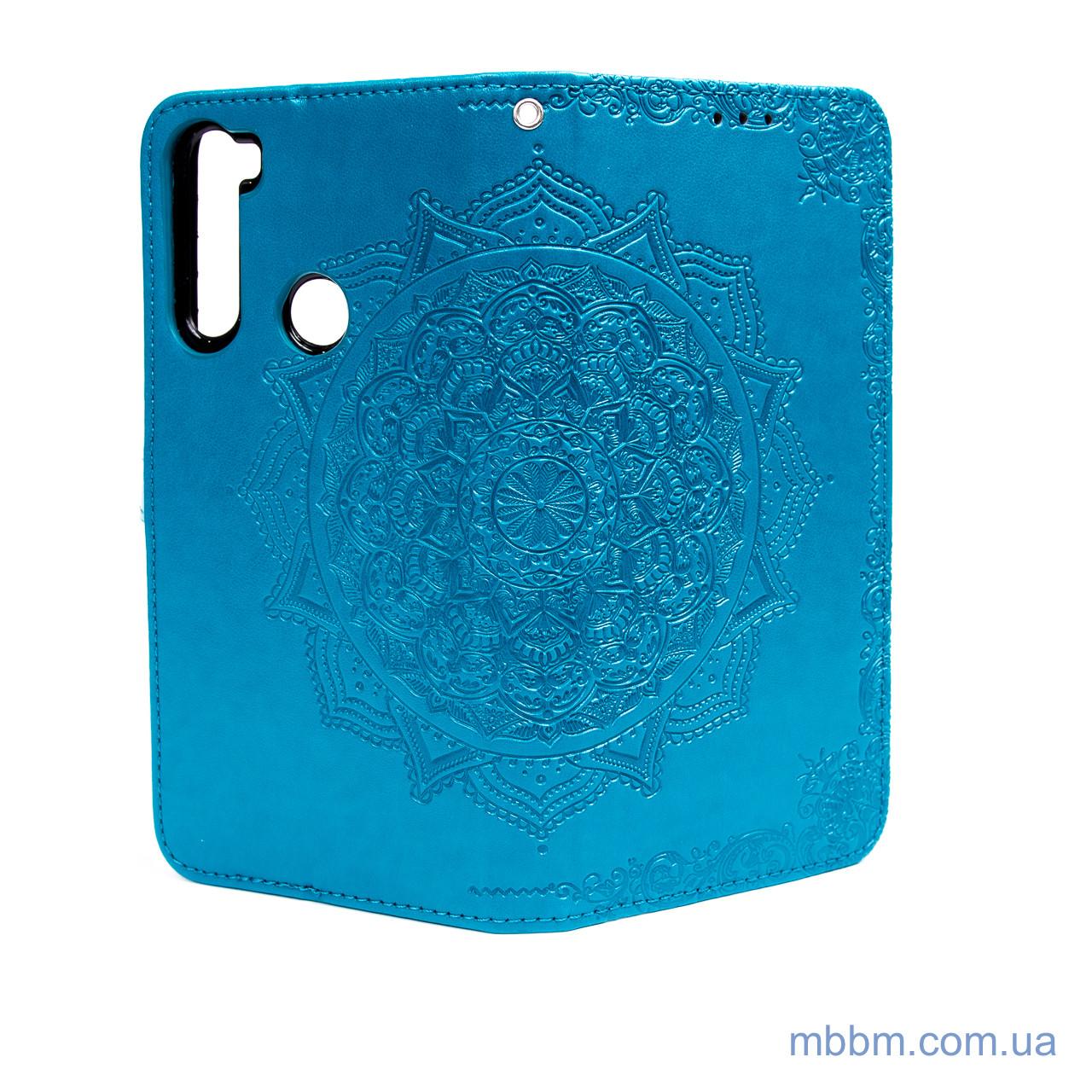 Art Case с визитницей Xiaomi Redmi Note 8t Blue