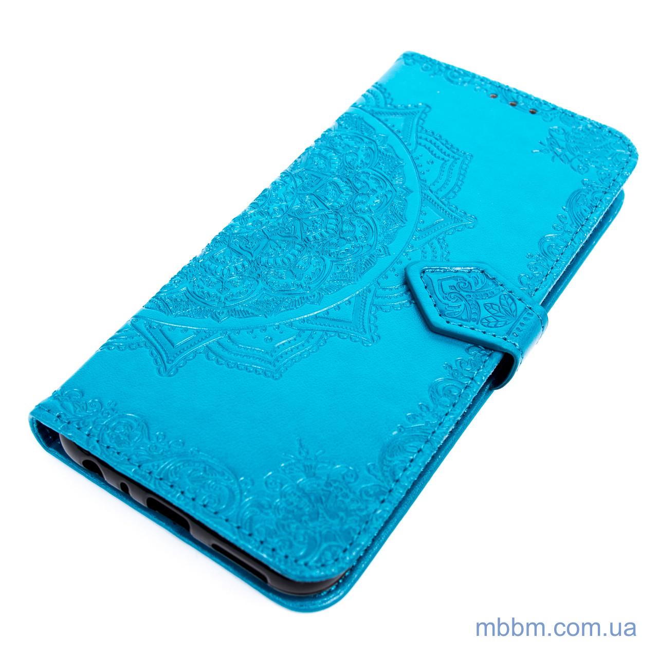 Art Case с визитницей Xiaomi Redmi Note 8t Blue 8T