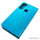 Чехол Art Case с визитницей Xiaomi Redmi Note 8t Blue, фото 10