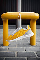 Кроссовки мужские Adіdas ZX 500 RM желтые (Top replic), фото 2