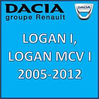 Logan I, Logan MCV I 2005-2012