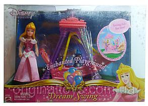 Игровой набор Disney Princess Зачарованная игровая площадка Enchanted Playground Dream Swing Mattel