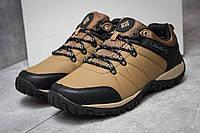 Кроссовки мужские 14685, Columbia Waterproof, коричневые ( 41 44  )