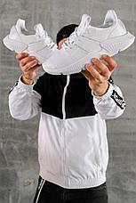 Кроссовки мужские Adidas Prophere белые (Top replic), фото 3
