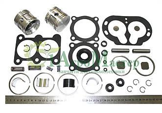 Ремкомплект компрессор (полный+палец+седла+напр.) Р1 (ЗиЛ, Т-150, КАМАЗ)