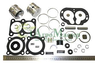 Ремкомплект компрессор (полный+палец+седла+напр.) Р2 (ЗиЛ, Т-150, КАМАЗ)
