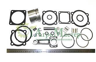 Ремкомплект компрессора (полный+палец+шатун) Н1 D-12,5 с/о (МТЗ, ЮМЗ, Т-40)