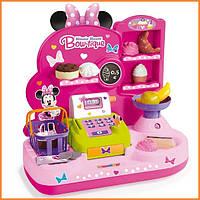 Детский мини-магазин с кассой Minnie Smoby 24067
