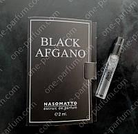 Пробник Nasomatto Black Afgano (Насоматто Блэк Афгано), 2 мл, фото 1