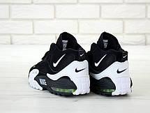 Кроссовки мужские Nike Air Max Speed Turf белые-черные (Top replic), фото 2