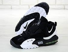 Кроссовки мужские Nike Air Max Speed Turf белые-черные (Top replic), фото 3