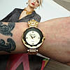 Baosaili Gold-White Женские часы наручные кварцевые золотые - Фото