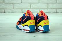 Кроссовки мужские Nike Air Max Speed Turf оранжевые-синие (Top replic), фото 2