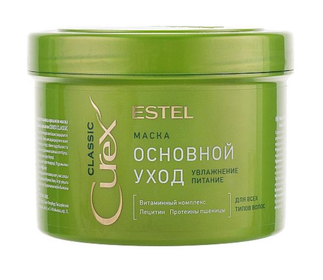 """Маска """"Питательная"""" для всех типов волос Estel 500ml"""