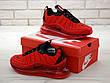 Кроссовки мужские Nike Air Max AM-720-818 красные (Top replic), фото 2