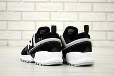 Кроссовки мужские New Balance 574 черные-белые (Top replic), фото 2