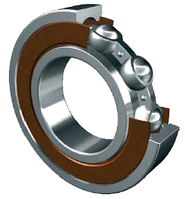 Подшипник 629 RS 2RS 9х26х8 мм шариковый радиальный однорядный закрытый, сталь\резина