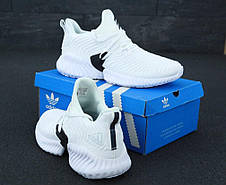 Кроссовки мужские Adidas Continental белые (Top replic), фото 3