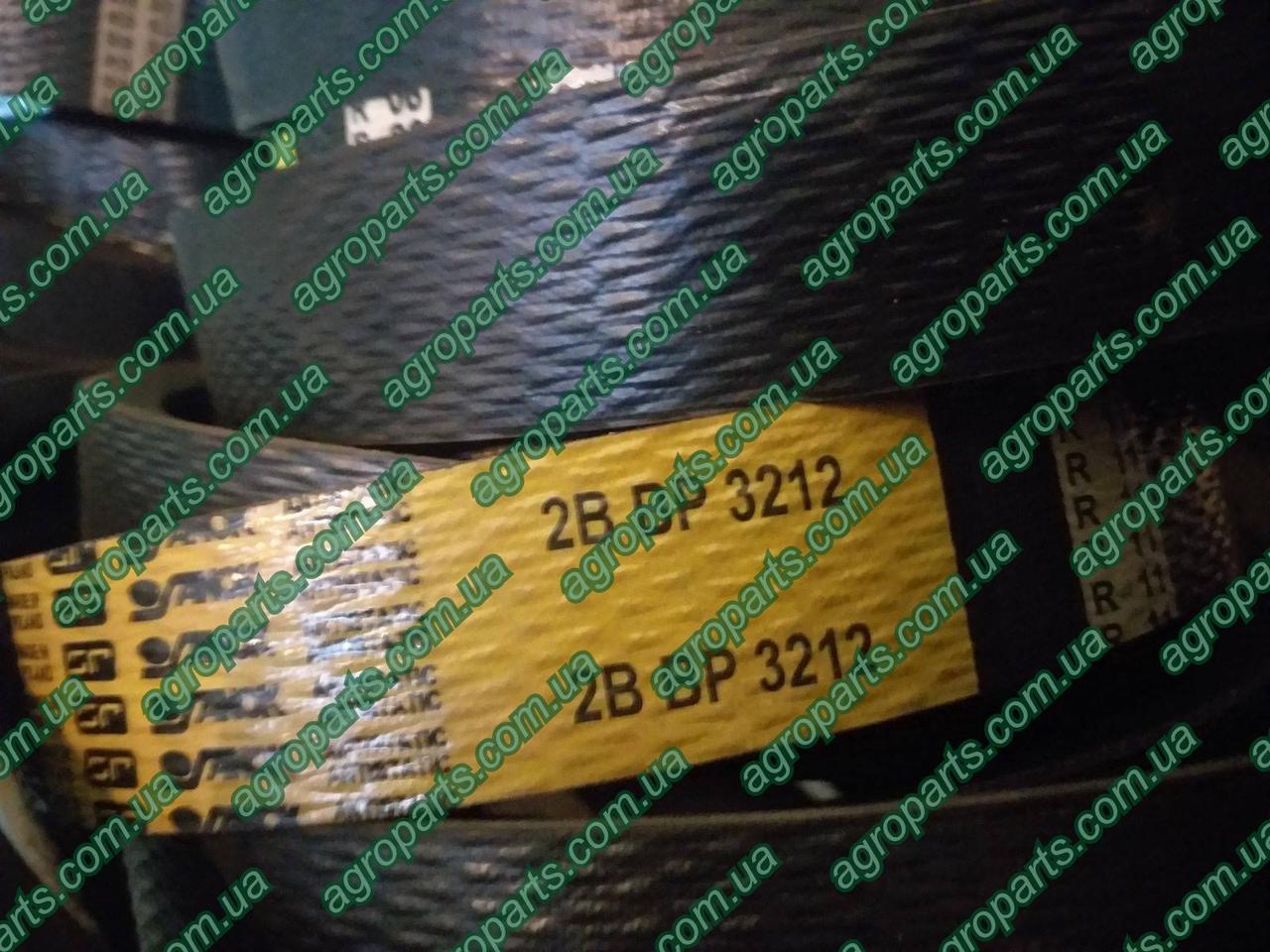 Ремень 2B BP 3212 усиленный ремни Sanok Belts пас 3212-2HB