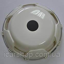 Колпаки на диски 22,5 / Передние / Пластик / Белые (2шт)
