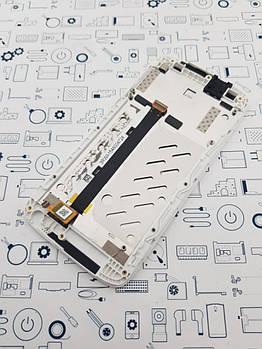 Дисплей HTC 526 модуль белый Сервисный оригинал с разборки