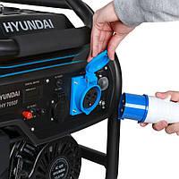 HYUNDAI HHY 7020FЕ ATS (5.5 кВт)