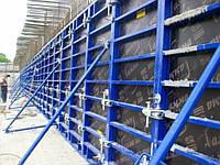 Аренда опалубки  Щит опалубочный (ЩК 450х3000-С), фото 1