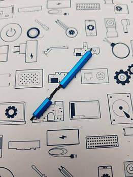 Кнопка пластик HTC 526 синий Сервисный оригинал с разборки