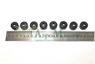 Набор маслоотражательных колпачков клапанов ГАЗ-53