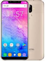 """Смартфон Oukitel U18 4/64GB Gold, 16+2/13Мп, 5.85"""" IPS, 4000mAh, 2sim, MT6750T, 8 ядер, 4G (LTE), фото 1"""