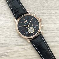 Jaragar 540 Black-Cuprum-Black Мужские наручные часы механические с автоподзаводом