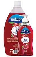 Жидкое мыло для рук ГРАНАТ Saloon 400+750 мл., фото 1
