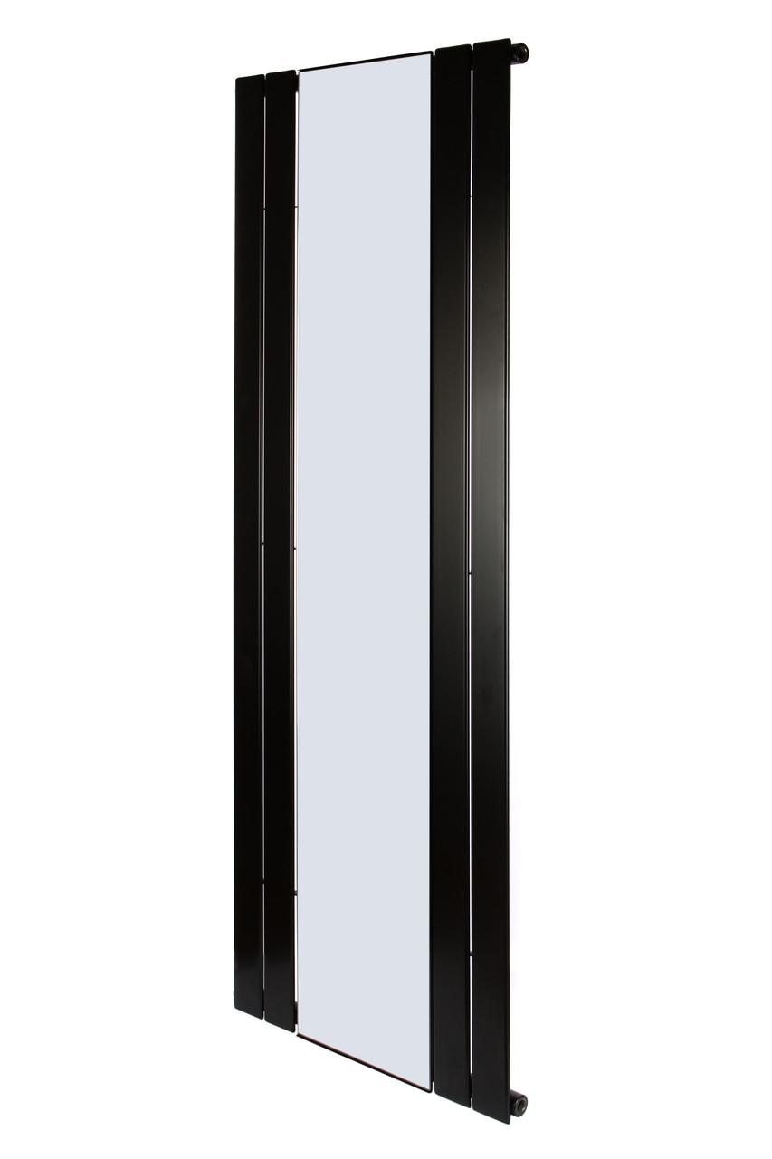 Вертикальный радиатор Betatherm Mirror, H-1800 мм, L-609 мм, с зеркалом