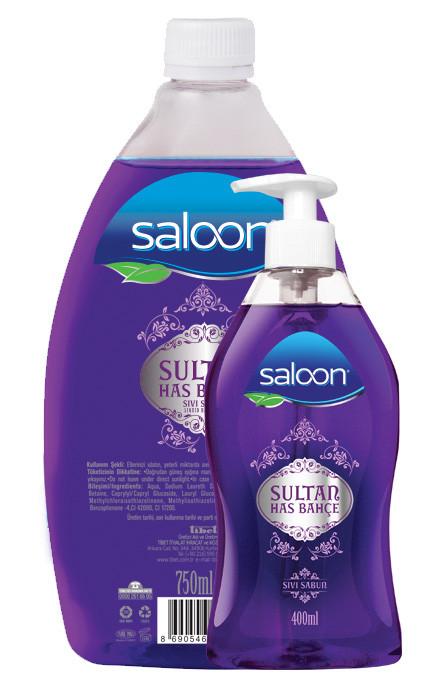 Жидкое мыло для рук SULTAN Saloon 400+750 мл.